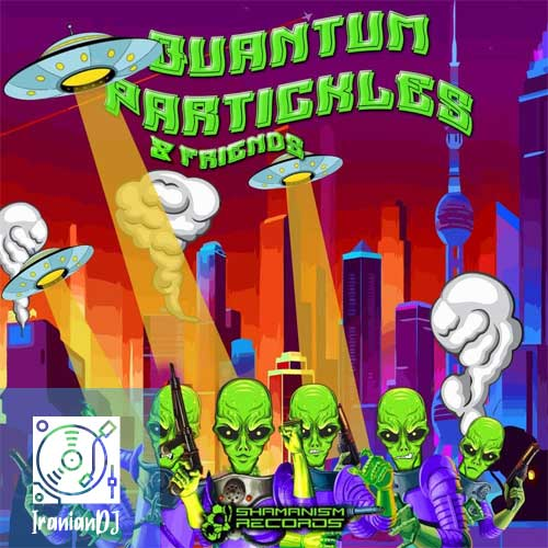 Quantum Partickles - Cyber Shamanic Hope